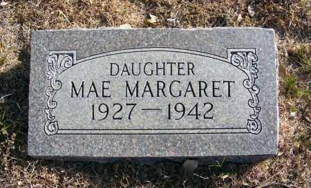 HORSTMAN, MAE MARGARET - Box Butte County, Nebraska | MAE MARGARET HORSTMAN - Nebraska Gravestone Photos