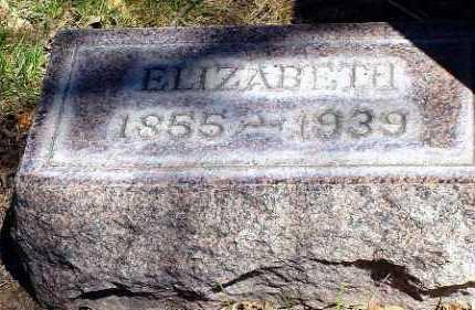 HOUKHUM, ELIZABETH - Box Butte County, Nebraska | ELIZABETH HOUKHUM - Nebraska Gravestone Photos