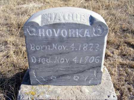 HOVORKA, JACOB - Box Butte County, Nebraska | JACOB HOVORKA - Nebraska Gravestone Photos