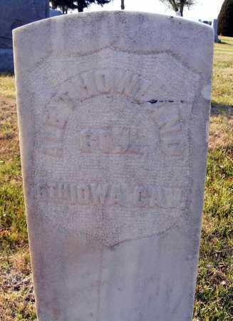 HOWLAND, ALBERT - Box Butte County, Nebraska | ALBERT HOWLAND - Nebraska Gravestone Photos