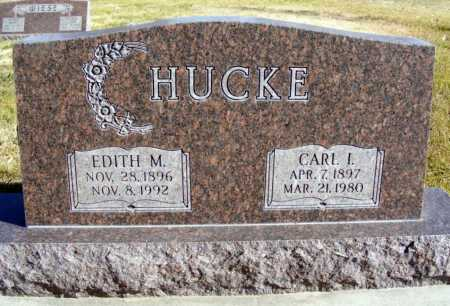 HUCKE, CARL I. - Box Butte County, Nebraska | CARL I. HUCKE - Nebraska Gravestone Photos