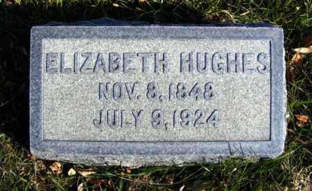 HUGHES, ELIZABETH - Box Butte County, Nebraska | ELIZABETH HUGHES - Nebraska Gravestone Photos