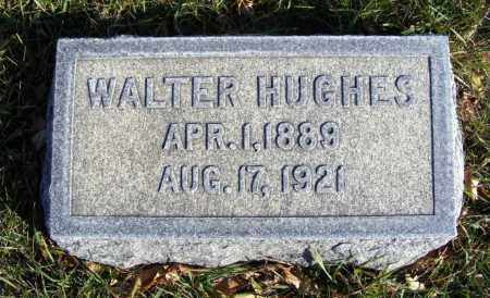 HUGHES, WALTER - Box Butte County, Nebraska | WALTER HUGHES - Nebraska Gravestone Photos