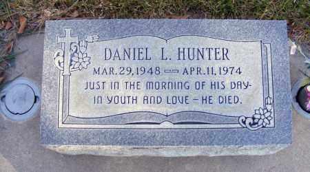 HUNTER, DANIEL L. - Box Butte County, Nebraska | DANIEL L. HUNTER - Nebraska Gravestone Photos
