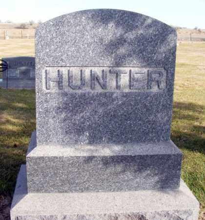 HUNTER, FAMILY - Box Butte County, Nebraska | FAMILY HUNTER - Nebraska Gravestone Photos