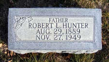 HUNTER, ROBERT L. - Box Butte County, Nebraska   ROBERT L. HUNTER - Nebraska Gravestone Photos
