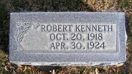 HUNTER, ROBERT KENNETH - Box Butte County, Nebraska   ROBERT KENNETH HUNTER - Nebraska Gravestone Photos