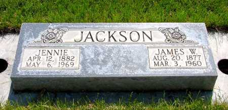 JACKSON, JENNIE - Box Butte County, Nebraska | JENNIE JACKSON - Nebraska Gravestone Photos