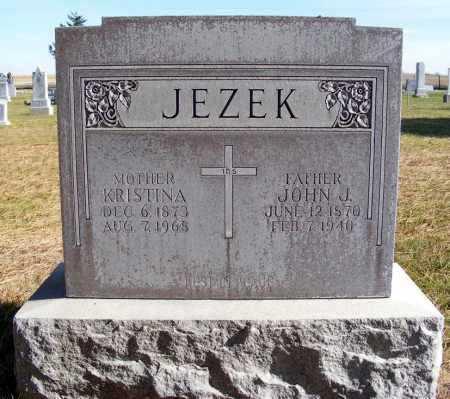JEZEK, JOHN J. - Box Butte County, Nebraska | JOHN J. JEZEK - Nebraska Gravestone Photos