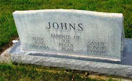 JOHNS, FAMILY - Box Butte County, Nebraska | FAMILY JOHNS - Nebraska Gravestone Photos