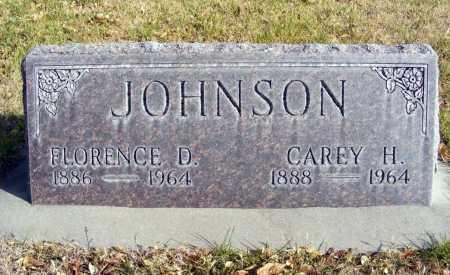 JOHNSON, FLORENCE D. - Box Butte County, Nebraska | FLORENCE D. JOHNSON - Nebraska Gravestone Photos