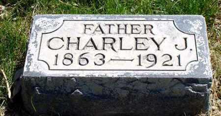 JOHNSON, CHARLEY J. - Box Butte County, Nebraska | CHARLEY J. JOHNSON - Nebraska Gravestone Photos