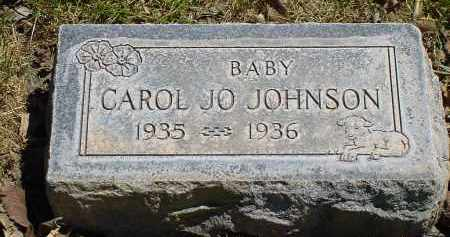 JOHNSON, CAROL JO - Box Butte County, Nebraska | CAROL JO JOHNSON - Nebraska Gravestone Photos