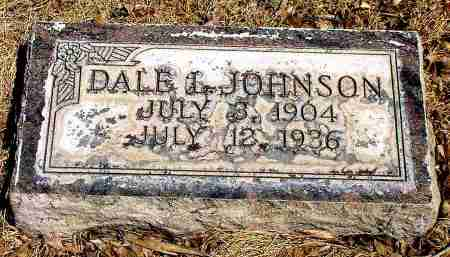 JOHNSON, DALE L. - Box Butte County, Nebraska | DALE L. JOHNSON - Nebraska Gravestone Photos
