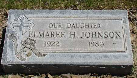JOHNSON, ELMAREE H. - Box Butte County, Nebraska | ELMAREE H. JOHNSON - Nebraska Gravestone Photos