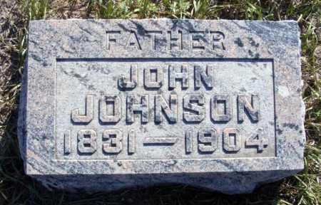 JOHNSON, JOHN - Box Butte County, Nebraska   JOHN JOHNSON - Nebraska Gravestone Photos