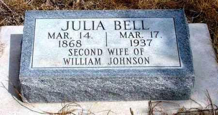 JOHNSON, JULIA - Box Butte County, Nebraska | JULIA JOHNSON - Nebraska Gravestone Photos