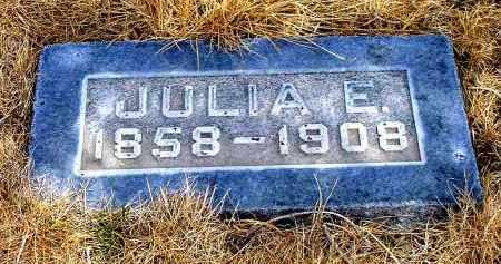 JOHNSON, JULIE E. - Box Butte County, Nebraska | JULIE E. JOHNSON - Nebraska Gravestone Photos