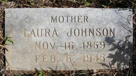 JOHNSON, LAURA - Box Butte County, Nebraska   LAURA JOHNSON - Nebraska Gravestone Photos