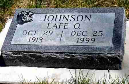 JOHNSON, LAFE O. - Box Butte County, Nebraska | LAFE O. JOHNSON - Nebraska Gravestone Photos
