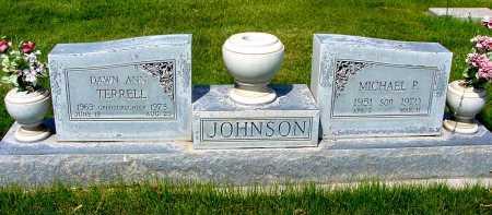 JOHNSON, MICHAEL P. - Box Butte County, Nebraska | MICHAEL P. JOHNSON - Nebraska Gravestone Photos