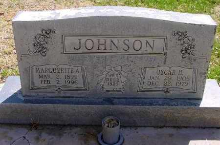 JOHNSON, OSCAR H. - Box Butte County, Nebraska | OSCAR H. JOHNSON - Nebraska Gravestone Photos