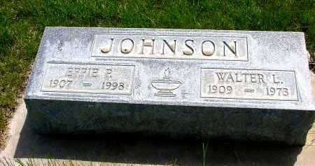 JOHNSON, EFFIE P. - Box Butte County, Nebraska   EFFIE P. JOHNSON - Nebraska Gravestone Photos