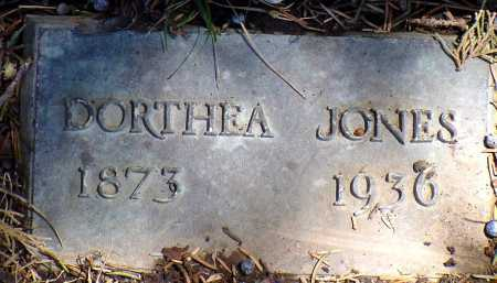 JONES, DORTHEA - Box Butte County, Nebraska | DORTHEA JONES - Nebraska Gravestone Photos