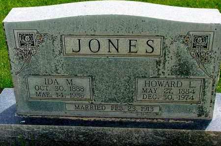 JONES, IDA M. - Box Butte County, Nebraska | IDA M. JONES - Nebraska Gravestone Photos