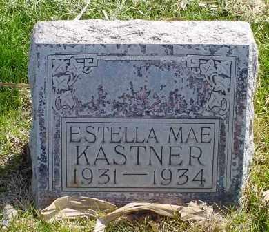 KASTNER, ESTELLA MAE - Box Butte County, Nebraska | ESTELLA MAE KASTNER - Nebraska Gravestone Photos