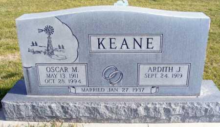 KEANE, ARDITH J. - Box Butte County, Nebraska | ARDITH J. KEANE - Nebraska Gravestone Photos