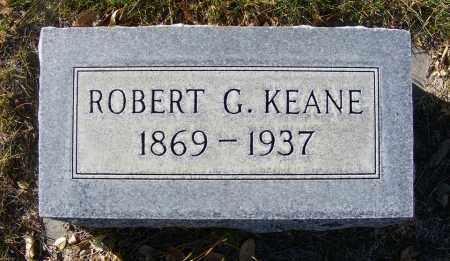 KEANE, ROBERT G. - Box Butte County, Nebraska | ROBERT G. KEANE - Nebraska Gravestone Photos