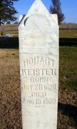 KEISTER, HOBART - Box Butte County, Nebraska   HOBART KEISTER - Nebraska Gravestone Photos