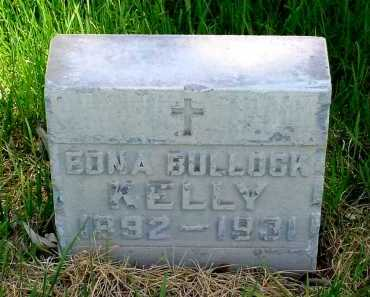 BULLOCK KELLY, EDNA - Box Butte County, Nebraska | EDNA BULLOCK KELLY - Nebraska Gravestone Photos