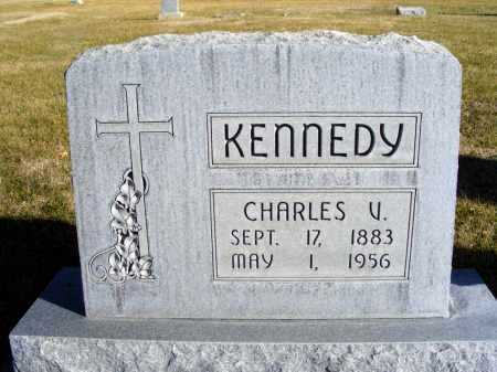 KENNEDY, CHARLES V. - Box Butte County, Nebraska | CHARLES V. KENNEDY - Nebraska Gravestone Photos