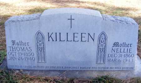 KILLEEN, THOMAS - Box Butte County, Nebraska | THOMAS KILLEEN - Nebraska Gravestone Photos