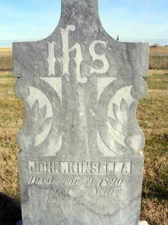KINSELLA, JOHN - Box Butte County, Nebraska | JOHN KINSELLA - Nebraska Gravestone Photos