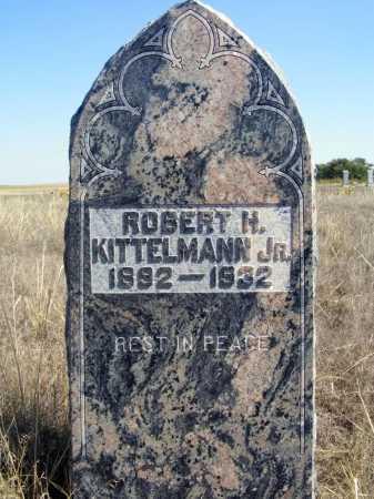 KITTELMANN, ROBERT H. JR. - Box Butte County, Nebraska | ROBERT H. JR. KITTELMANN - Nebraska Gravestone Photos