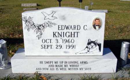 KNIGHT, EDWARD C. - Box Butte County, Nebraska | EDWARD C. KNIGHT - Nebraska Gravestone Photos