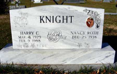 KNIGHT, HARRY C. - Box Butte County, Nebraska | HARRY C. KNIGHT - Nebraska Gravestone Photos