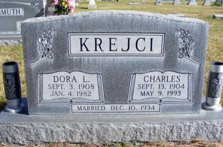 KREJCI, DORA L. - Box Butte County, Nebraska | DORA L. KREJCI - Nebraska Gravestone Photos