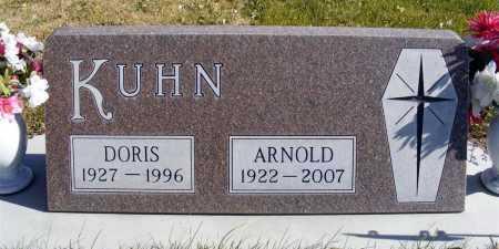 KUHN, DORIS - Box Butte County, Nebraska | DORIS KUHN - Nebraska Gravestone Photos