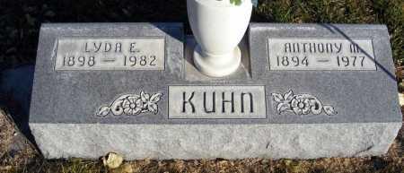 KUHN, ANTHONY M. - Box Butte County, Nebraska   ANTHONY M. KUHN - Nebraska Gravestone Photos