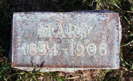 KUHN, MARY - Box Butte County, Nebraska | MARY KUHN - Nebraska Gravestone Photos