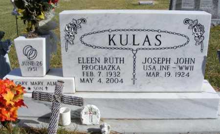 KULAS, JOSEPH JOHN - Box Butte County, Nebraska | JOSEPH JOHN KULAS - Nebraska Gravestone Photos