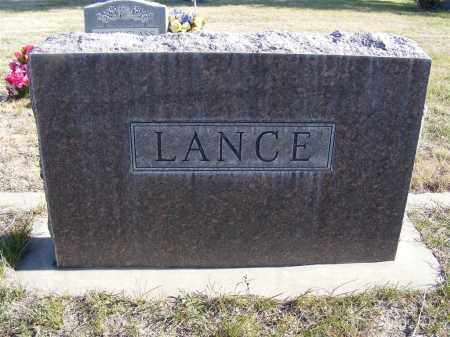 LANCE, FAMILY - Box Butte County, Nebraska | FAMILY LANCE - Nebraska Gravestone Photos