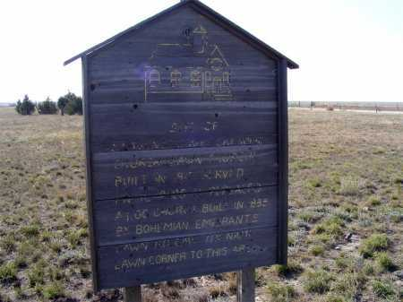 *LAWN CHURCH, SITE OF THE - Box Butte County, Nebraska   SITE OF THE *LAWN CHURCH - Nebraska Gravestone Photos