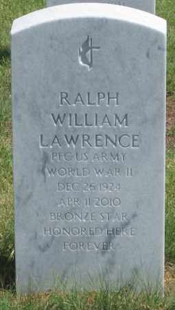 LAWRENCE, RALPH  WILLIAM - Box Butte County, Nebraska | RALPH  WILLIAM LAWRENCE - Nebraska Gravestone Photos
