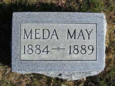 LEAVITT, MEDA MAY - Box Butte County, Nebraska   MEDA MAY LEAVITT - Nebraska Gravestone Photos