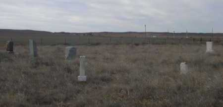LETAN CEMETERY, VIEW OF - Box Butte County, Nebraska | VIEW OF LETAN CEMETERY - Nebraska Gravestone Photos